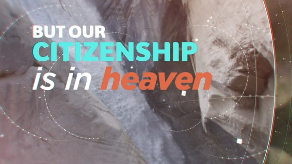 Citizens of Heaven Kids Worship Video