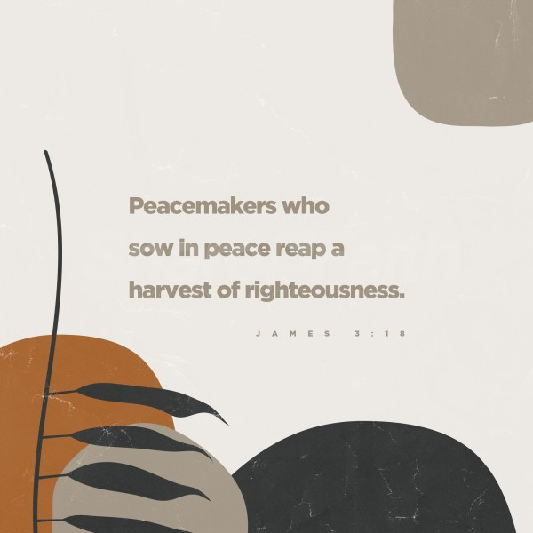 Peacemakers Social Media Graphic