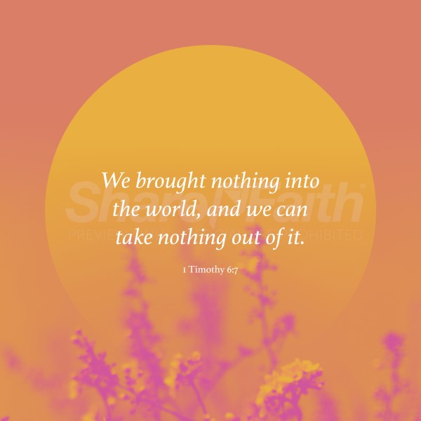 Nothing In The World Social Media Graphic