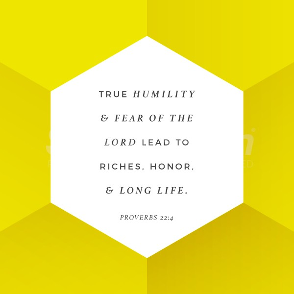 True Humility Social Media Graphic