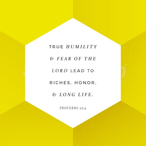 True Humility Social Media Graphic
