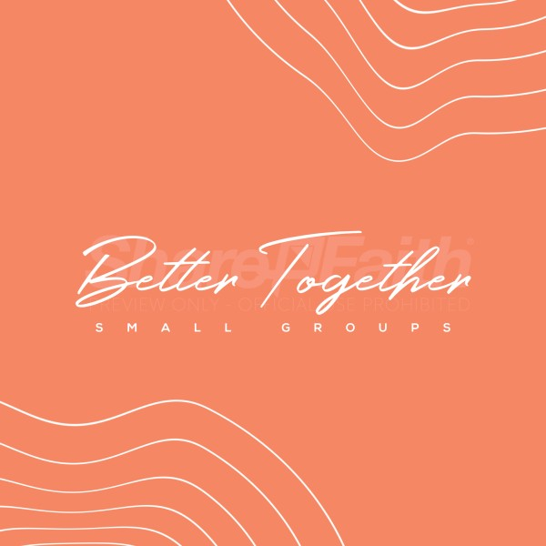 Better Together Social Media Graphic