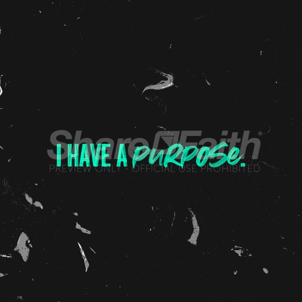 Purpose Social Media Graphic