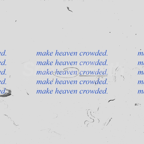 Crowded Social Media Graphic