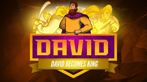 2 Samuel 5 David Becomes King Bible Video for Kids