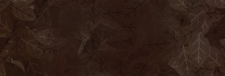 Happy Thanksgiving Brown Website Banner
