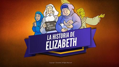 Lucas 1 La historia de Elizabeth Video bíblico para niñas