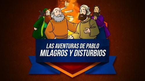 Hechos 19 Video bíblico de milagros y disturbios para niños