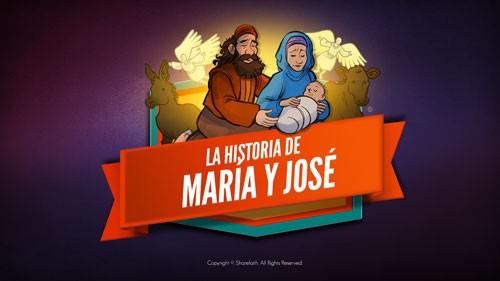 Lucas 2 María y José Video bíblico de la historia de Navidad para niños