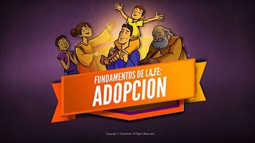 Video de la Biblia de adopción de Romanos 8 para niñas