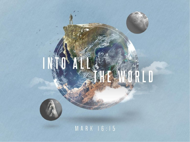 Into All The World Church PowerPoint