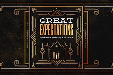 Advent Great Expectations Title Church Video
