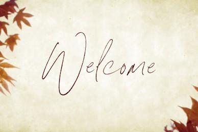 Grateful Thanksgiving Welcome Church Video