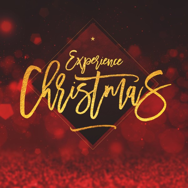 Experience Christmas Social Media Graphic
