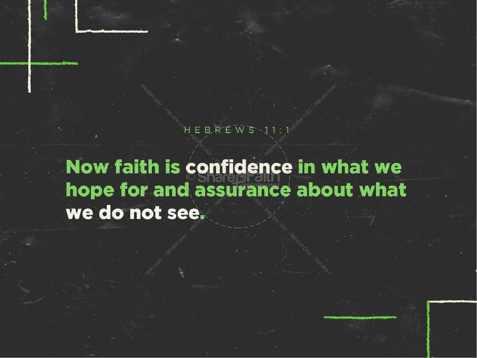 Faith Full Church PowerPoint | slide 4