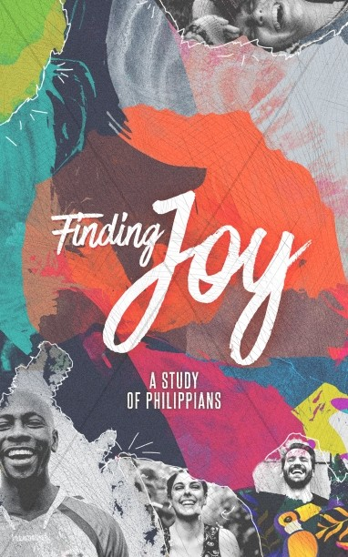 Finding Joy Church Bifold Bulletin
