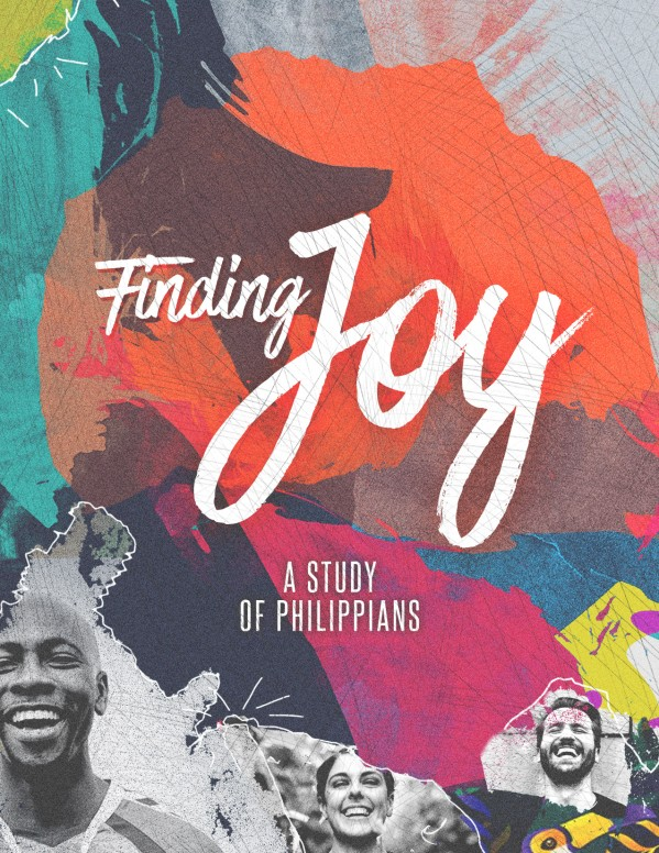 Finding Joy Church Flyer