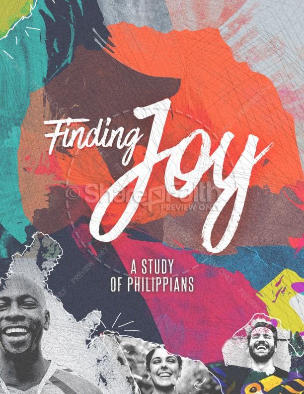 Finding Joy Church Flyer | page 1
