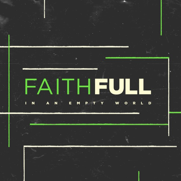 Faith Full Social Media Graphic
