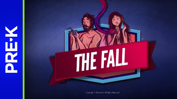 Genesis 3 The Fall Preschool Bible Video
