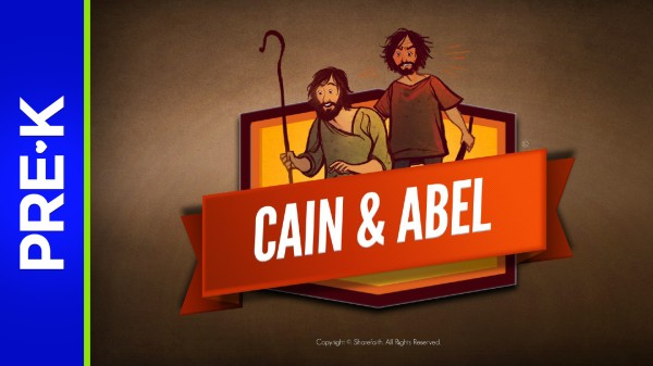Genesis 4 Cain & Abel Preschool Bible Video