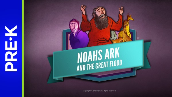Genesis 10 Noahs Ark Preschool Bible Video