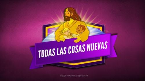Apocalipsis 21 Todas las cosas Nuevo video de la Biblia para niños