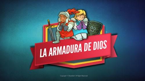 Efesios 6 La armadura de Dios Video bíblico para niños