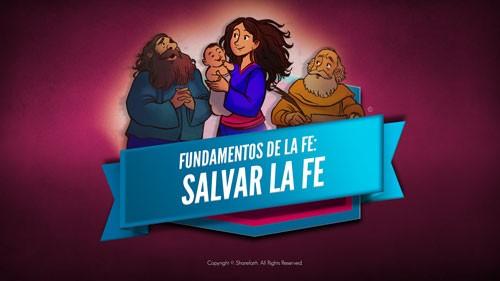 Hebreos 11 Salvando la fe Video de la Biblia para niños