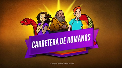 Video de la Biblia Romanos Road para niños