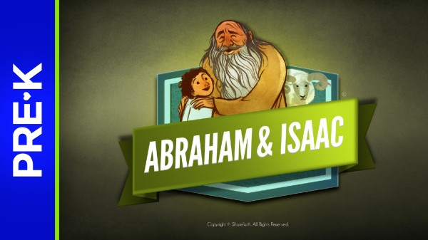 Genesis 22 Abraham and Isaac Preschool Bible Video