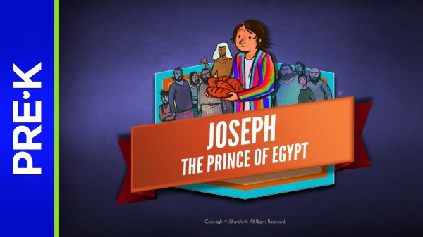Genesis 50 The Story of Joseph Preschool Bible Video