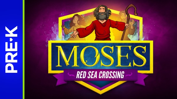 Exodus 12 The Red Sea Crossing Preschool Bible Video