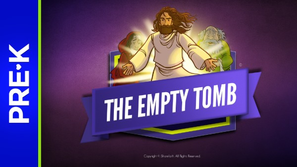 John 20 The Empty Tomb Preschool Bible Video