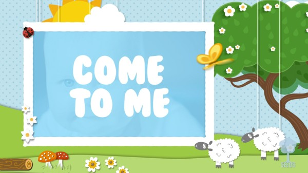 Come To Me Preschool Worship Video