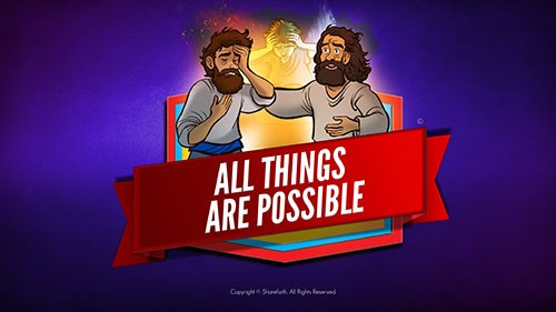 Mark 9 All Things Are Possible Bible Video for Kids