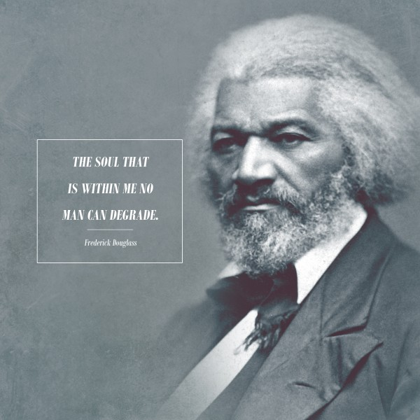 Frederick Douglass Soul Social Media Graphic