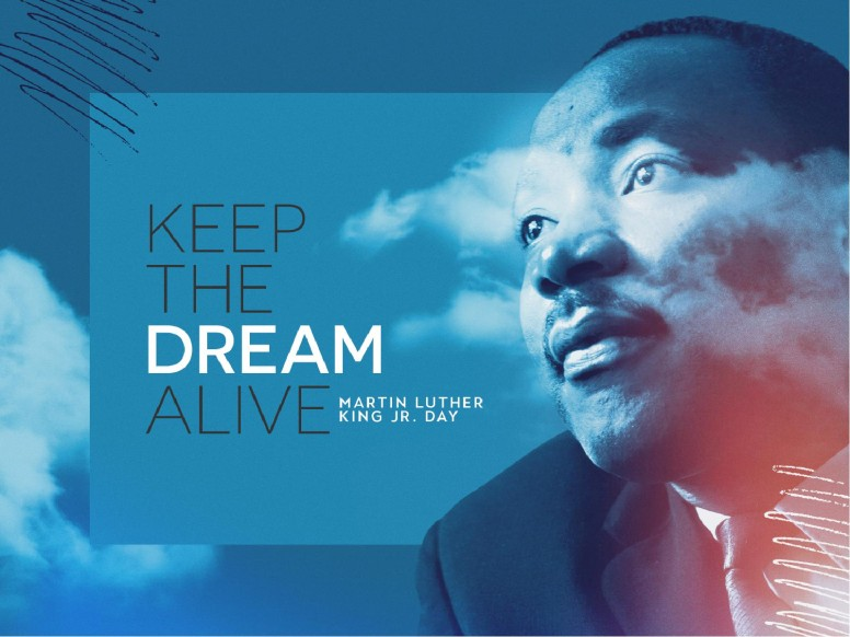 MLK Day Dream Church PowerPoint
