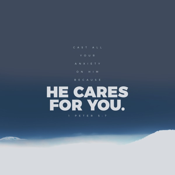 He Cares Social Media Graphic
