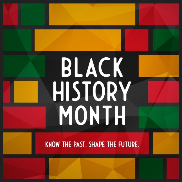 Black History Social Media Graphic