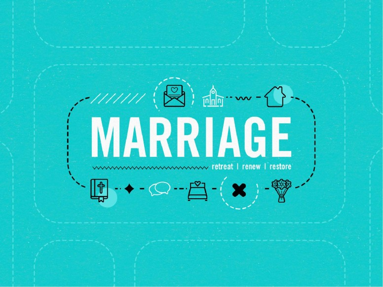 Marriage Retreat Church PowerPoint