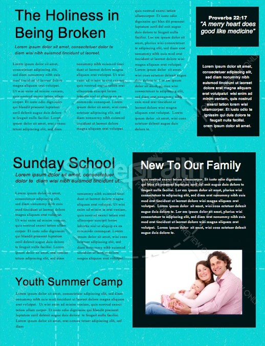 Marriage Retreat Church Newsletter