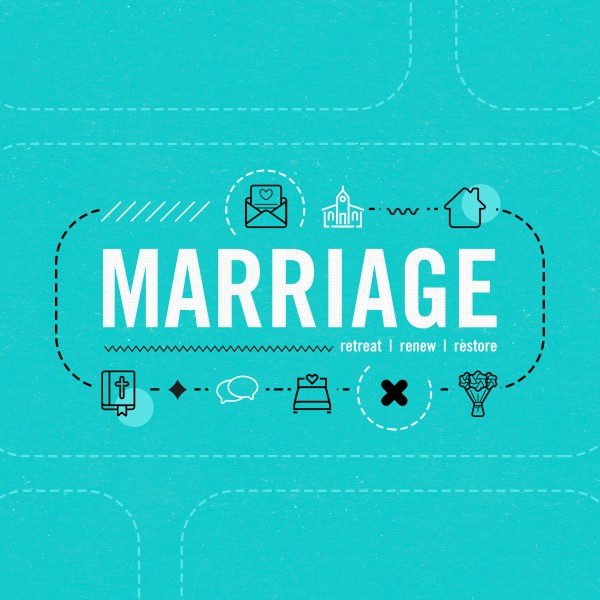 Marriage Retreat Social Media Graphic