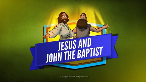 Matthew 11 Jesus and John the Baptist Bible Video for Kids