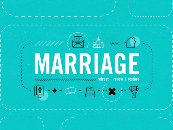 Marriage Retreat Church Title Video