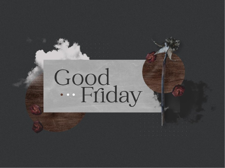 Good Friday Cloud Church PowerPoint
