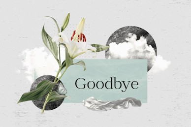 Easter Lily Church Goodbye Video