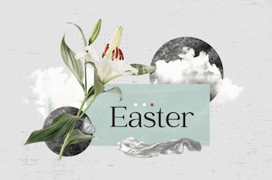 Easter Lily Church Title Video