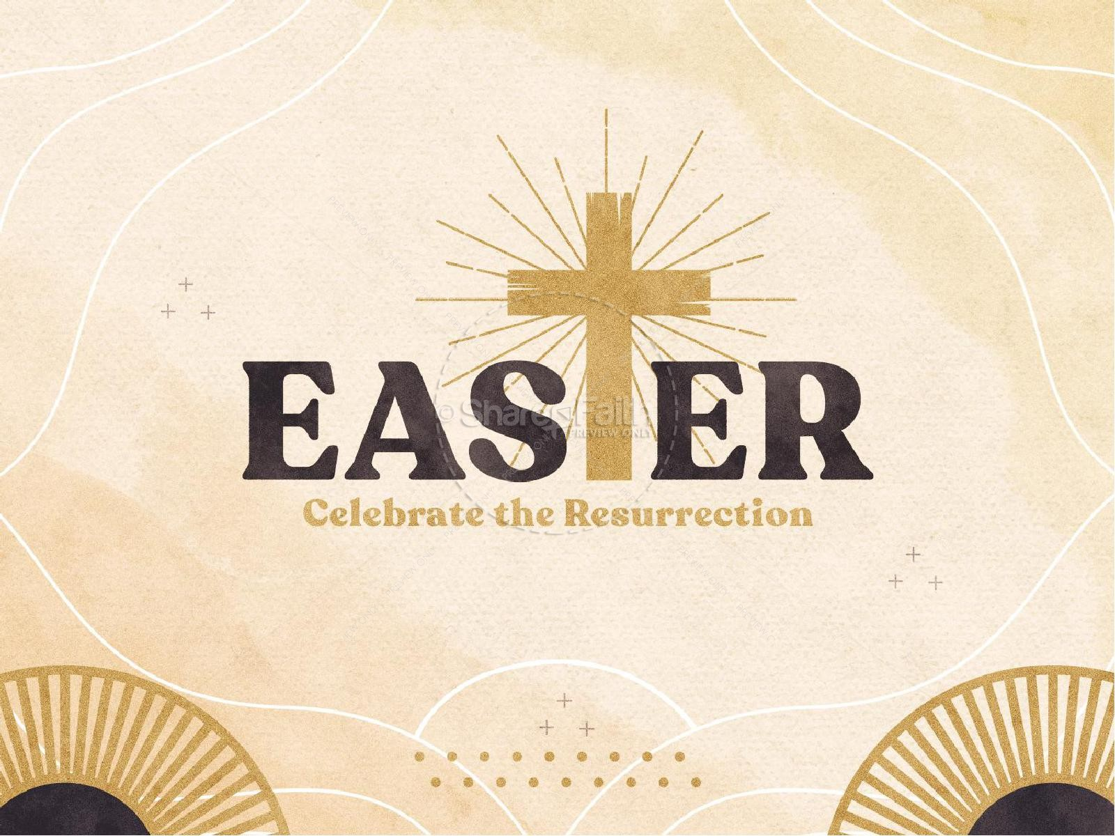 Easter Resurrection Church PowerPoint