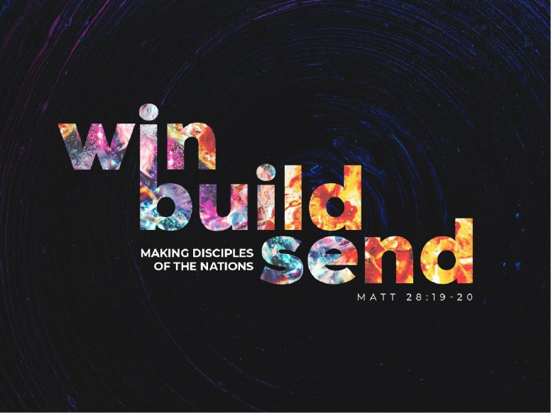 Win Build Send Church PowerPoint